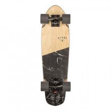 Globe Blazer 26 Inch Skateboard Black Marble