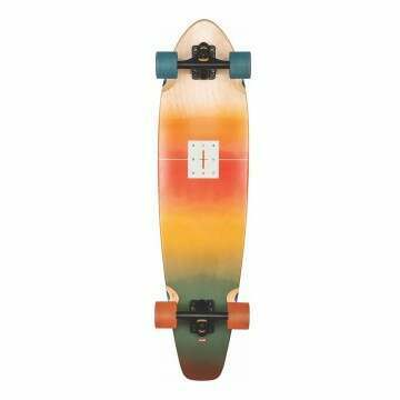 Globe The All-Time 35 Inch Skateboard Ombre