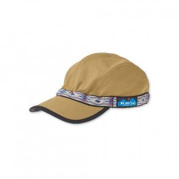 Kavu Strap Cap Khaki