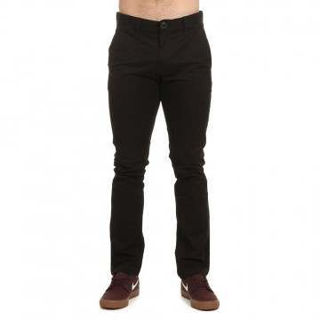 Volcom Fricken Slim Chino Black