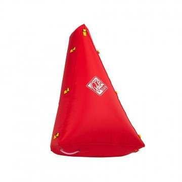 Palm 3D Canoe Float Bag Medium Red