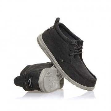 Hey Dude Conrad Shoes Black