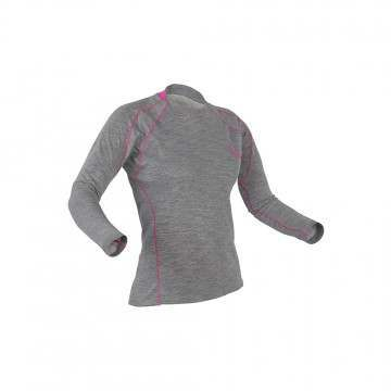 Palm Arun Womens Thermal Longsleeve Heather