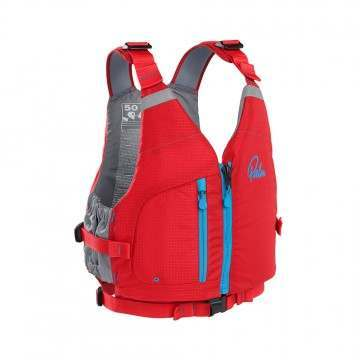 Palm Meander Buoyancy Aid Red