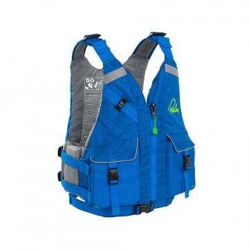 Palm Hydro Kayak Buoyancy Aid Blue