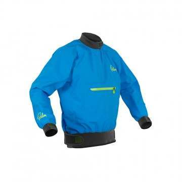 Palm Vector Kayak Spray Jacket Blue