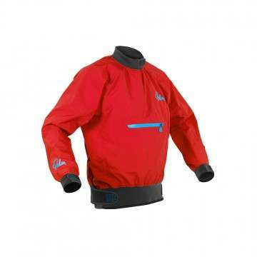 Palm Vector Kayak Spray Jacket Red