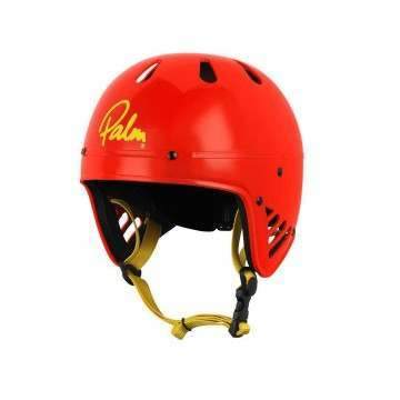 Palm AP2000 Watersports Helmet Red One Size