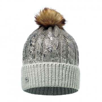 Buff Nisse Chic Beanie Taupe