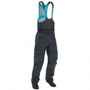 Palm Atom Bib Waterproof Trousers Jet Grey