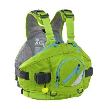 Palm Amp White Water Buoyancy Aid Lime