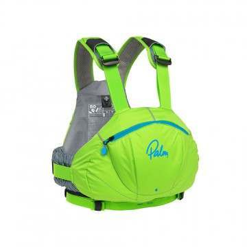 Palm FX Whitewater Kayak Buoyancy Aid Lime