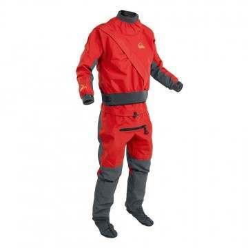 Palm Cascade Kayak Drysuit Flame