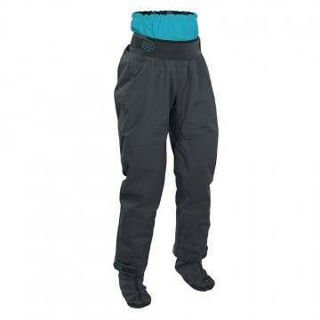 Palm Womens Atom Waterproof Trousers Jet Grey