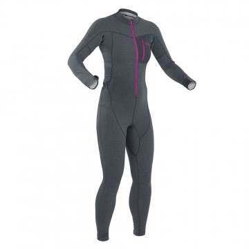 Palm Womens Tsangpo Thermal Suit Jet Grey