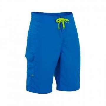 Palm Skyline Board Shorts Blue