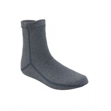Palm Tsangpo Thermal Sock Jet Grey