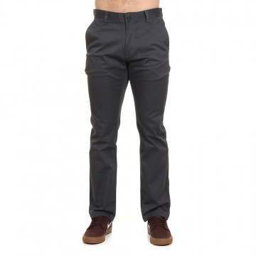 Volcom Fricken Modern Stretch Pants Charcoal