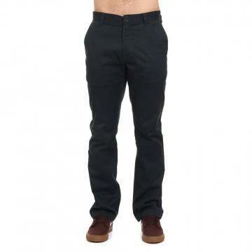 Volcom Fricken Modern Stretch Pants Dark Navy