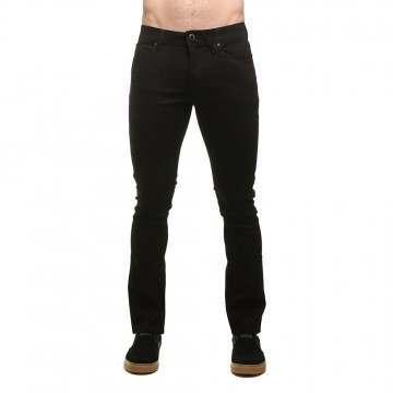 Volcom 2x4 Jeans Black On Black