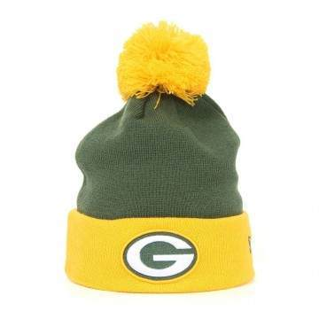 New Era Pop Team Knit Beanie Greenbay Packers OTC