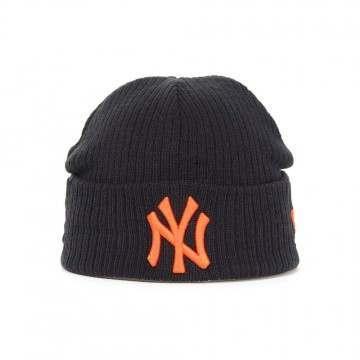 New Era Utility Cuff Knit Beanie NY Yankees Navy