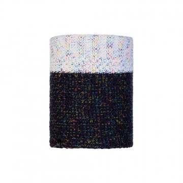 Buff Janna Knitted Neckwarmer Night Blue
