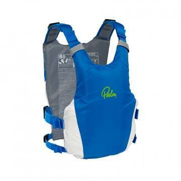 Palm Dragon Kayak Buoyancy Aid Blue/White