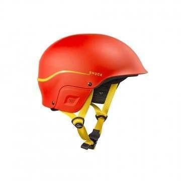 Palm Shuck Full Cut Kayak Helmet Red