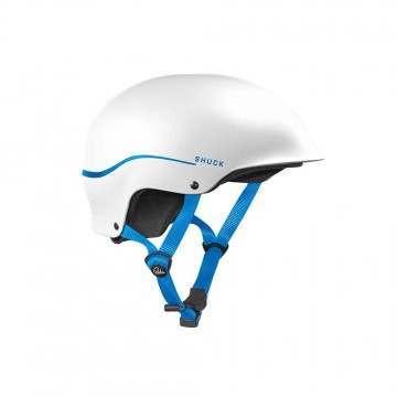 Palm Shuck Half Cut Kayak Helmet White