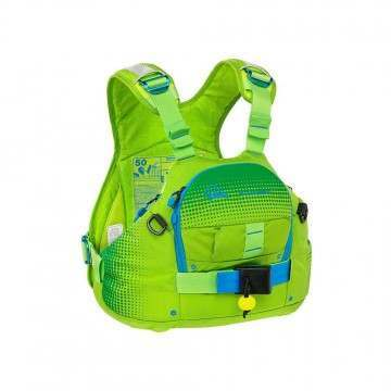 Palm Nevis Whitewater Buoyancy Aid Lime