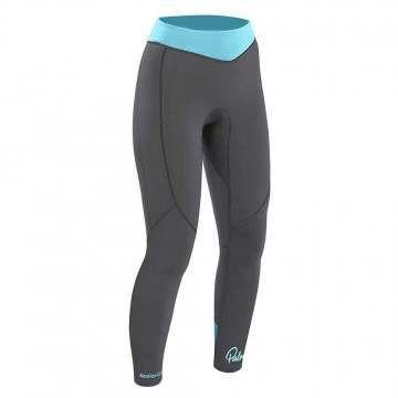 Palm Womens Neoflex Neoprene Trousers Jet Grey