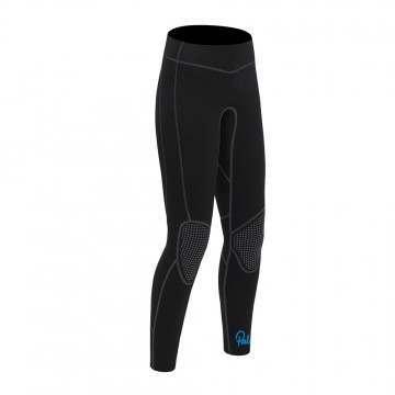 Palm Womens Quantum Neoprene Trousers Black