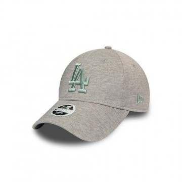New Era LA Dodgers Essential 9FORTY Cap Grey