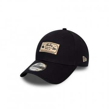 New Era Heritage Patch 9FORTY Cap Navy