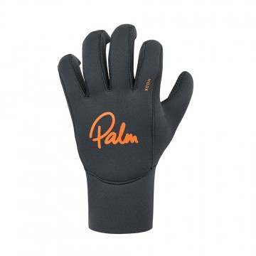 Palm Hook Wetsuit Gloves Jet Grey