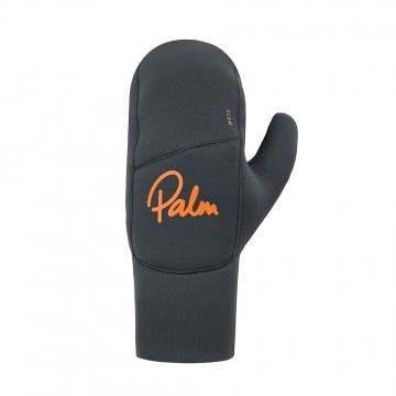 Palm Claw Wetsuit Mitts Jet Grey