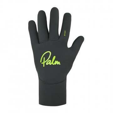 Palm Grab Wetsuit Gloves Jet Grey