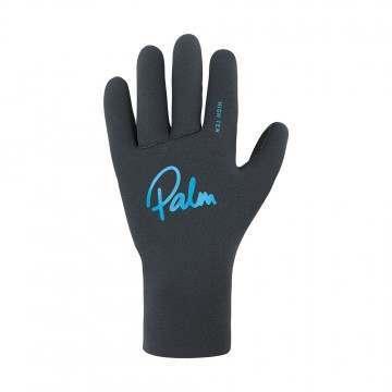 Palm High Ten Wetsuit Gloves Jet Grey