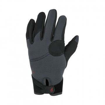 Palm Throttle Wetsuit Gloves Jet Grey