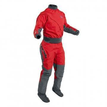 Palm Cascade Womens Kayak Dry Suit Flame