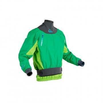 Palm Zenith Longsleeve Kayak Spray Jacket Mint