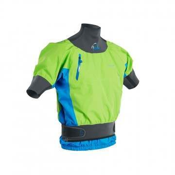 Palm  Zenith Short Sleeve Spray Jacket Lime