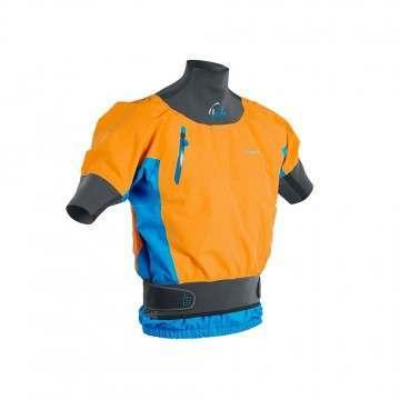Palm Zenith Short Sleeve Spray Jacket Sherbet
