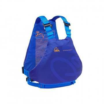 Palm Ace Whitewater Kayak Buoyancy Aid Cobalt
