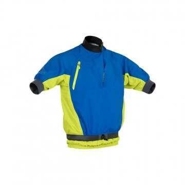Palm Mistral Short Sleeve Spray Jacket Cobalt