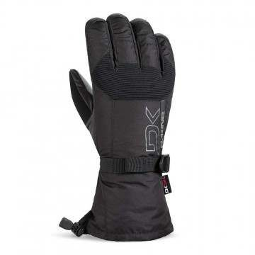 Dakine Leather Scout Snow Gloves Black