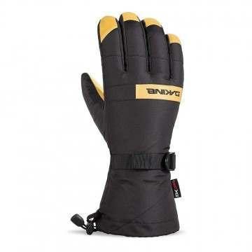 Dakine Nova Snow Gloves Black/Tan