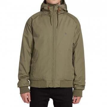 Volcom Hernan Jacket Army Green