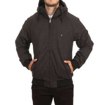 Volcom Hernan Coaster Jacket Black